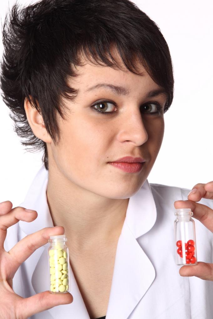 Как пить противозачаточные таблетки