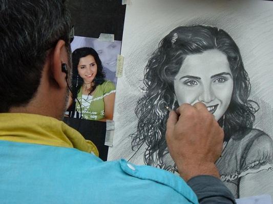 Как написать портрет