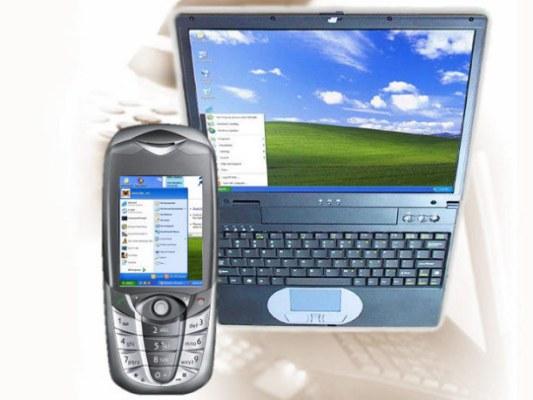 Соединение компьютера с телефоном
