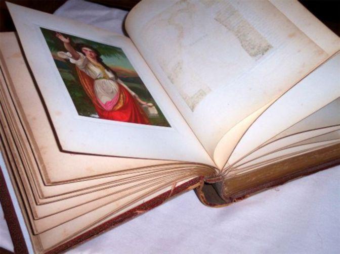 Как делать переплеты книг :: как сделать книгу с переплетом :: Hand-made