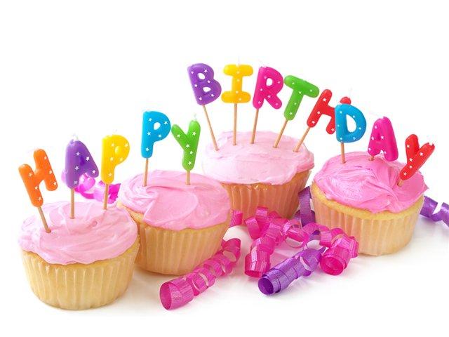"How to write ""birthday"""