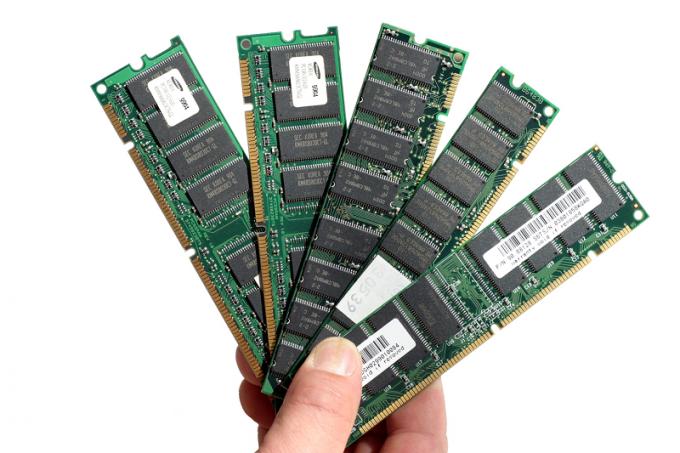 Как определить память компьютера