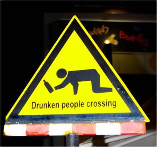 Опьянеть легко, а вот отрезветь - куда сложнее
