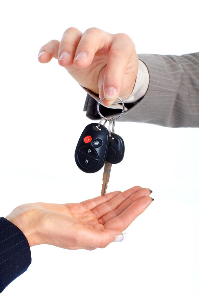 Как подарить машину