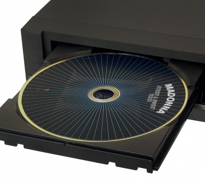 Как установить образ диска