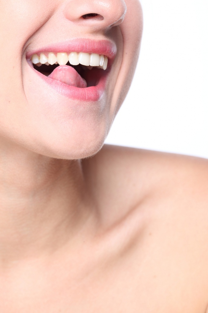 How to whiten yellowed tooth enamel