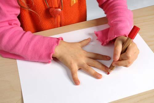 Как обучиться писать левой рукой