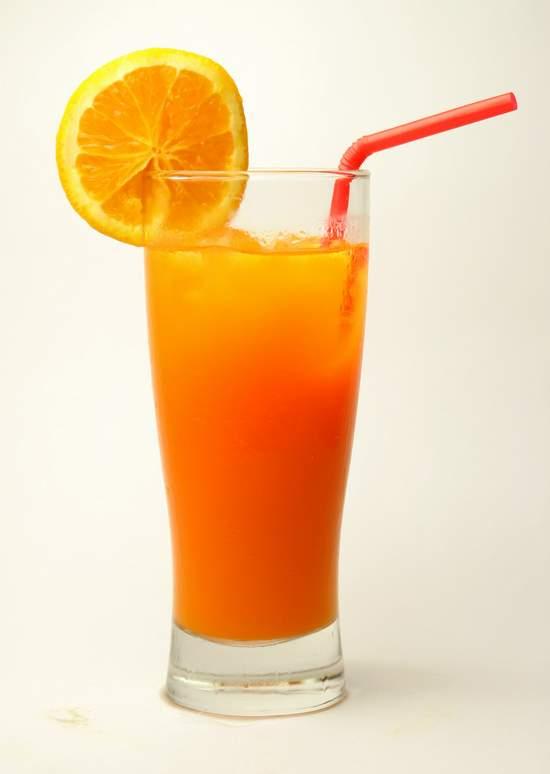 Как пить правильно сок