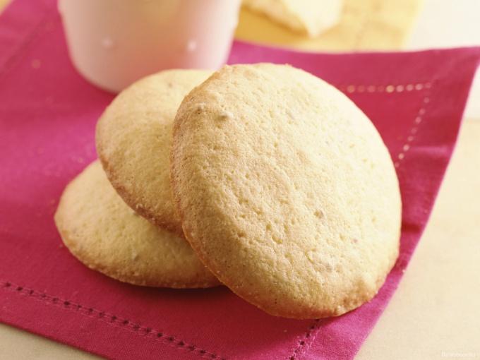 Как испечь апельсиновое печенье с фундуком