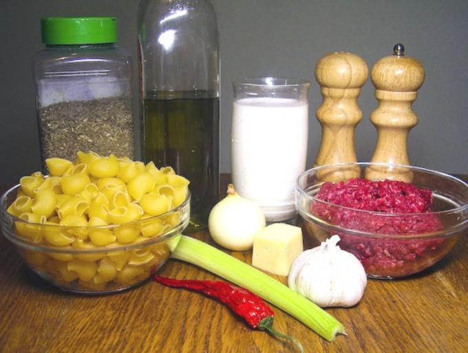Как готовить «<b>ракушки</b>» с <strong>бараниной</strong>