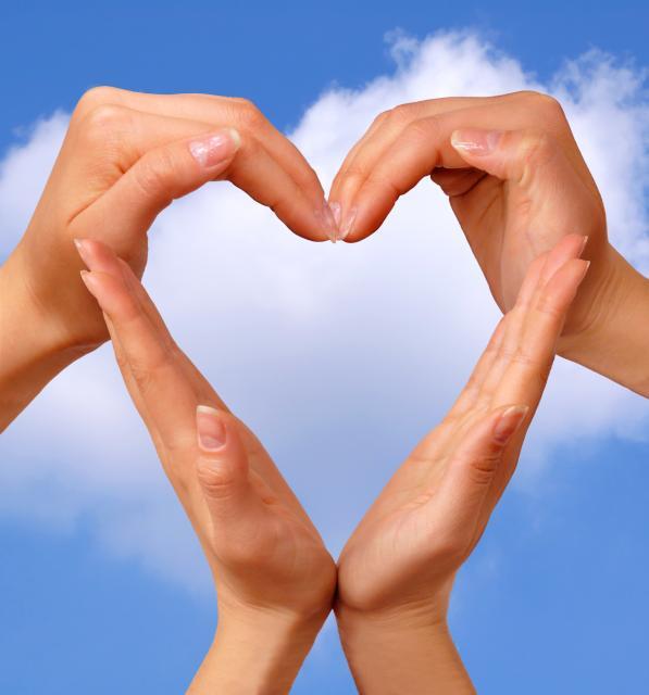 Как дарить любовь