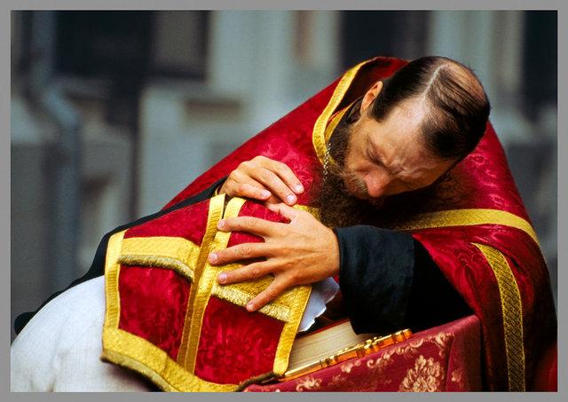 На исповеди вы остаетесь вместе со священником и Господом