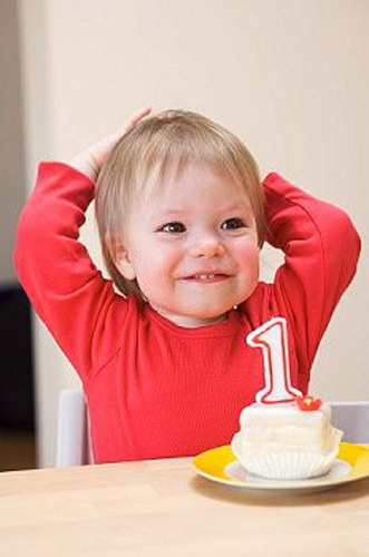 Как отметить первое день рождение