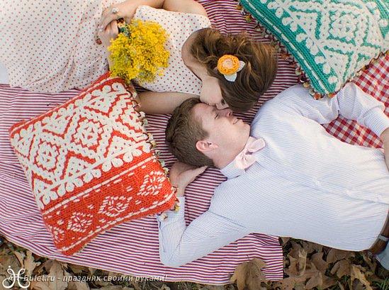 Как отметить 1 год свадьбы