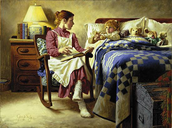 Сочинение сказок развивает интеллект ребенка