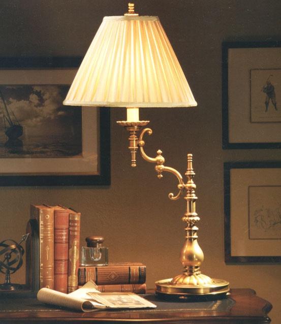 Лампа должна сочетаться с оформлением помещения