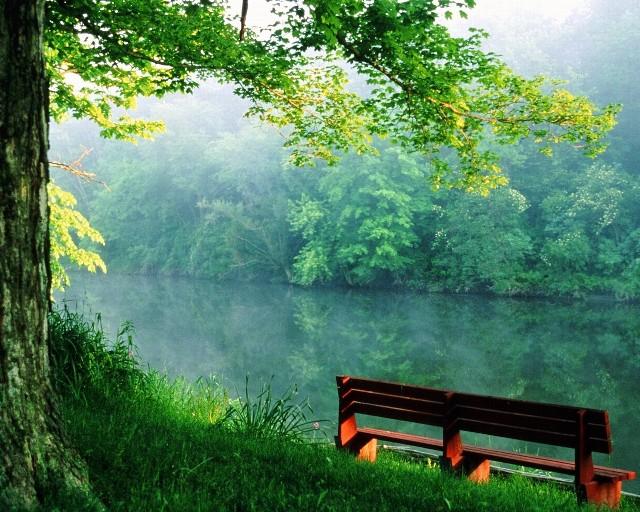 Обретение гармонии состоит в единении с природой, в том числе и с собственной