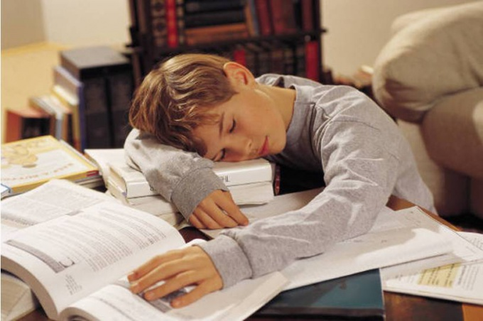 Помогите ребенку спланировать выполнение его домашней работы