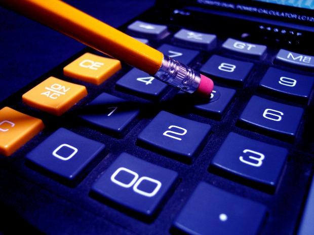 Калькулятор - простейший способ найти десятичную запись обыкновенной дроби