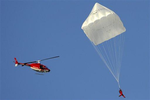 Как сделать парашют