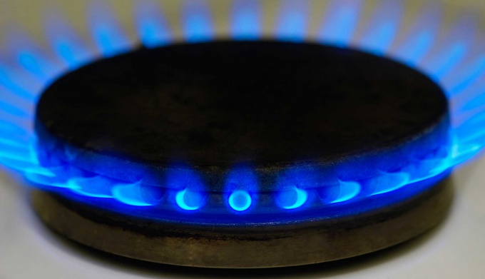 Gas fuel is one of the cheapest sources of heat energy