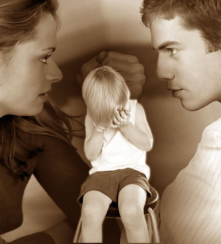 How to get a divorce if you have a child
