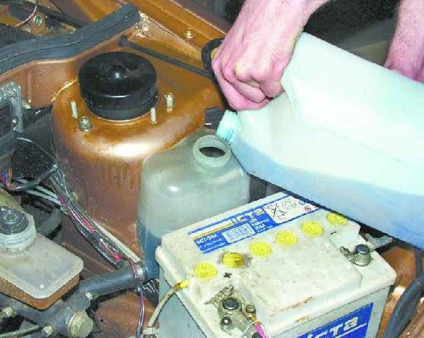 Как устранить течь радиатора