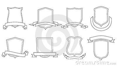 Как нарисовать герб