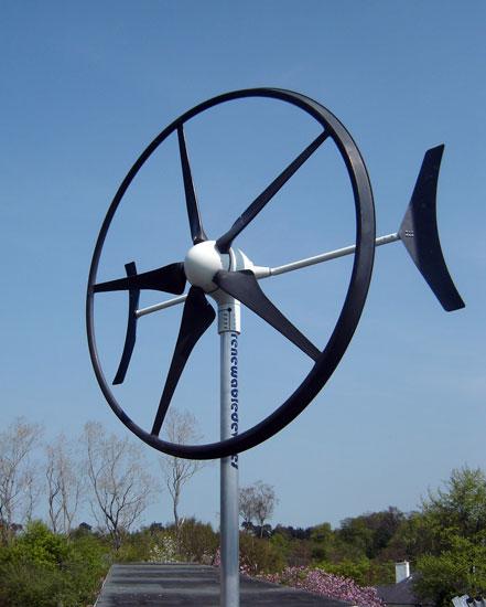 Установка ветряка - отличный способ обеспечить себя энергией