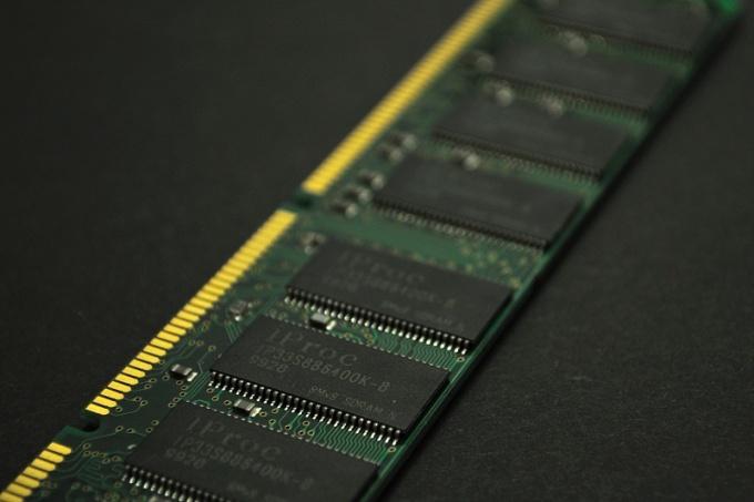 Оперативная память является лишь временным хранилищем