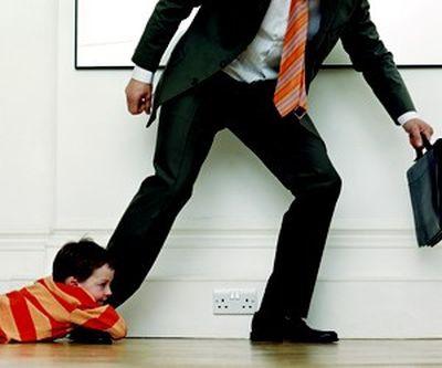 За что мужчину можно лишить родительских прав