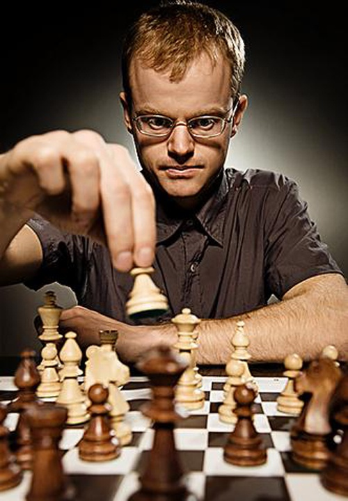 Chess, like any playing that requires quick resolution, will help you learn how to think faster.