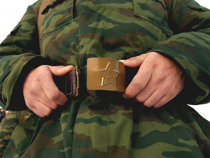 Как выжить в армии