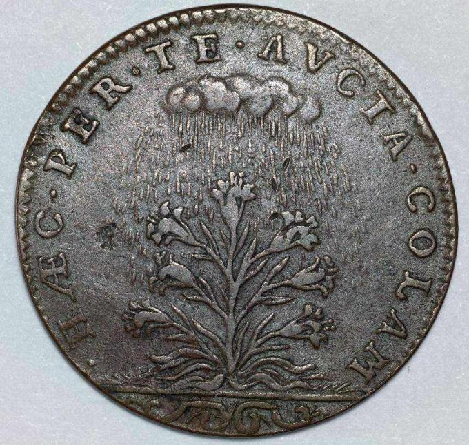 Без определенных знаний определить такую монету практически невозможно