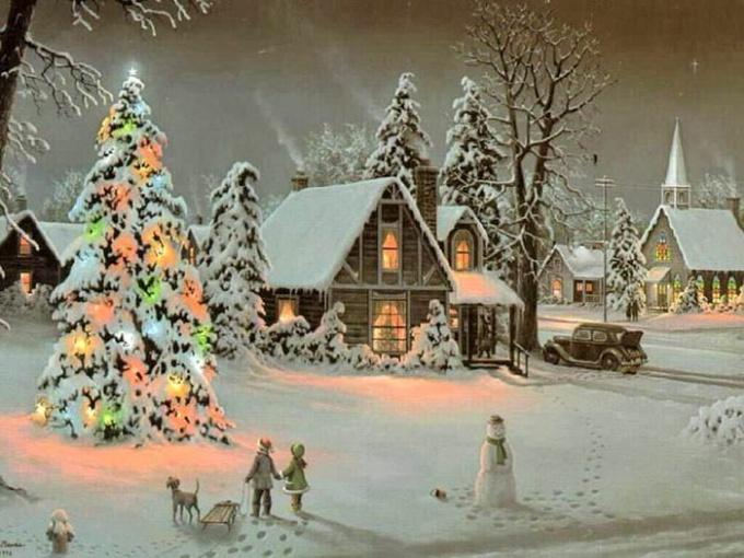 таинство Рождества