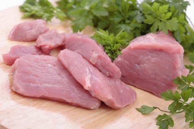 Как запечь в духовке мясо