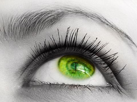 Как научиться рисовать глаза