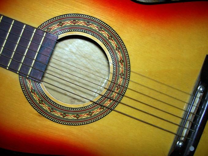 Качество звука зависит не только от резонатора, но и от струн