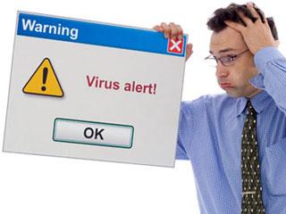 Вирус может серьезно нарушить работу системы