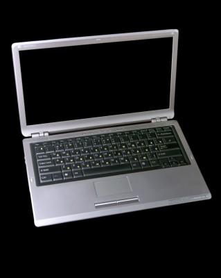 Трудно определить модель ноутбука, если на нем нет никаких обозначений