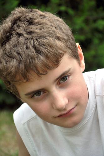 What if a teenage boy slammed the door?