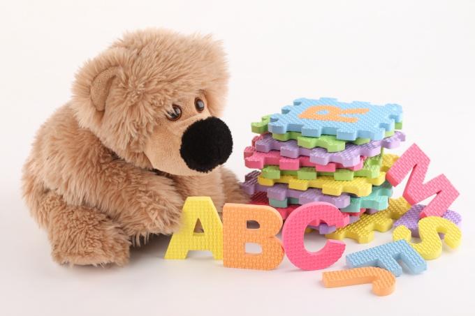 Изучение алфавита - ключ к будущему ребенка