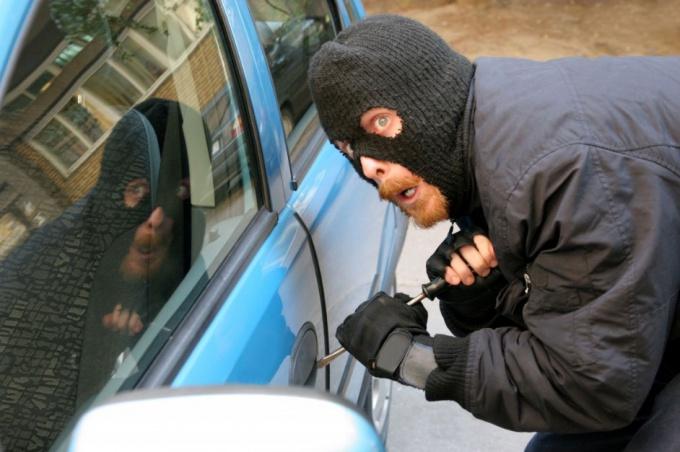 Как защитить машину