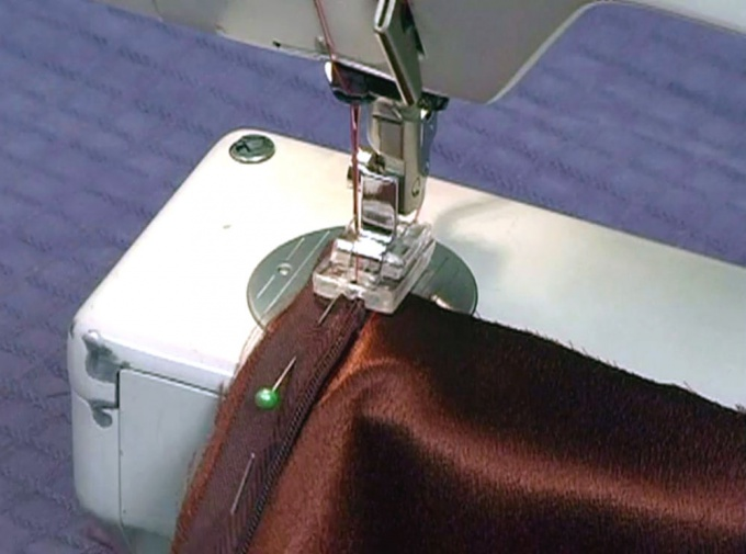 How to sew <strong>zipper</strong>