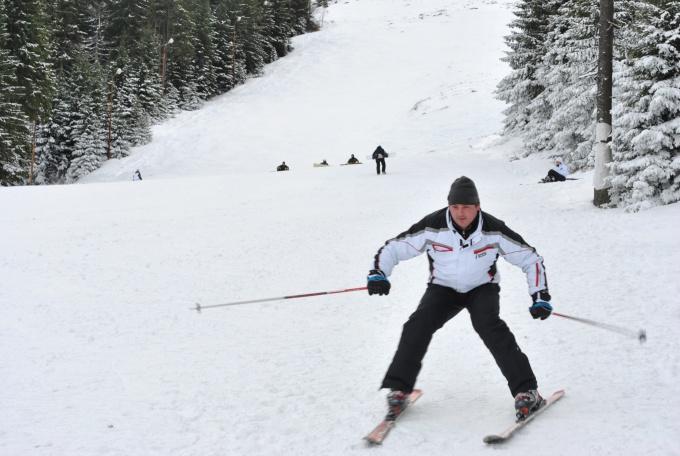 Как подобрать лыжи по росту