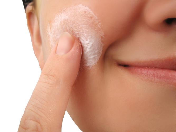 Здоровой коже лица не страшны никакие прыщи