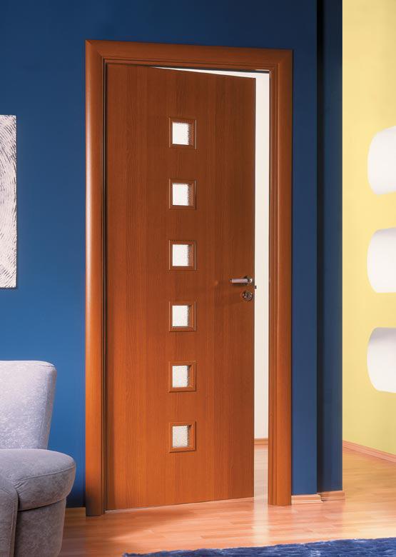 Межкомнатные двери должны гармонично вписываться в интерьер помещения