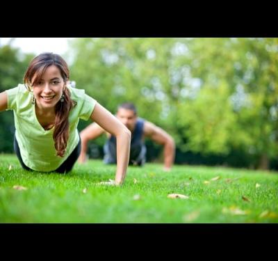Как накачать грудные мышцы девушке
