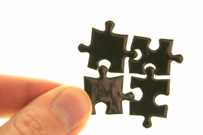 Как сделать головоломку