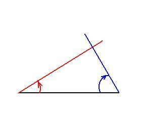 Как начертить треугольник